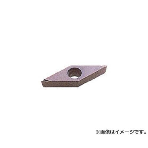 三菱 P級VPコート旋削チップ COAT VBGT160402RF ×10個セット (VP15TF) [r20][s9-910]