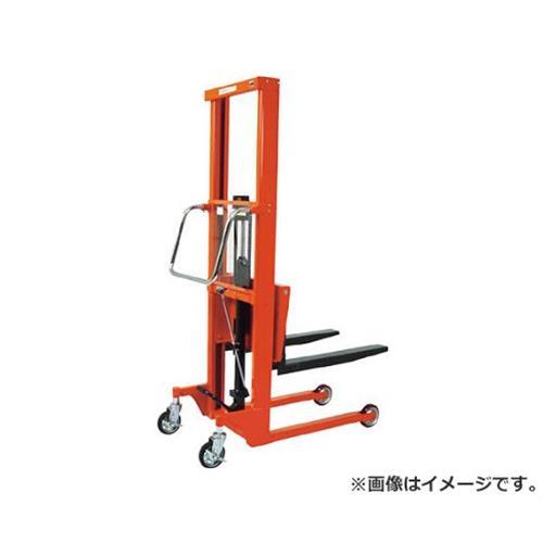 TRUSCO コゾウリフター 500kg フォーク式 H116-1535 BENH50015B [r20][s9-940]