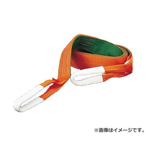 TRUSCO ベルトスリング JIS3等級 両端アイ形 150mmX8.0m G15080 [r20][s9-920]