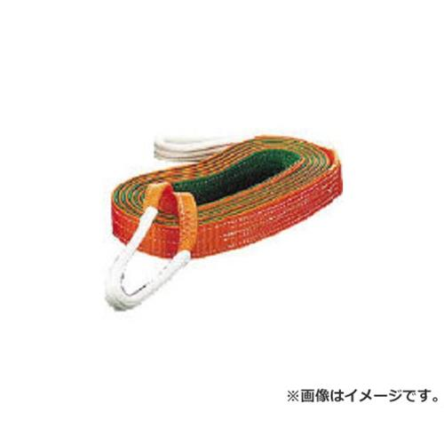 TRUSCO ベルトスリング JIS3等級 両端アイ形 50mmX10.0m G50100 [r20][s9-910]