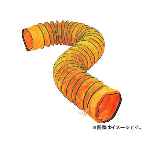 TRUSCO フレキシブルダクト ファスナー接続タイプ Φ320X5m TFD320FA [r20][s9-831]