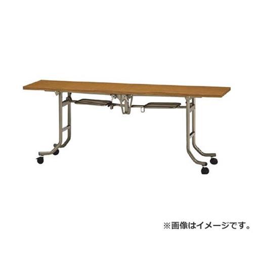 TRUSCO フライトテーブル 1800X600XH700 チーク FLT1860 (T) [r20][s9-930]