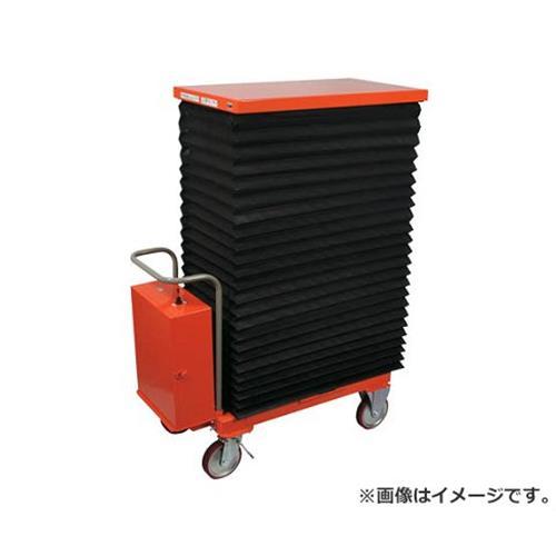 【30%OFF】 蛇腹付 HLAN800J 800kg ハンドリフター 600X1350 TRUSCO [r21][s9-940]:ミナト電機工業 電動昇降式-DIY・工具