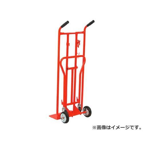 TRUSCO スチールパイプ製多用途二輪運搬車 3形状使用可 THM200T [r22]