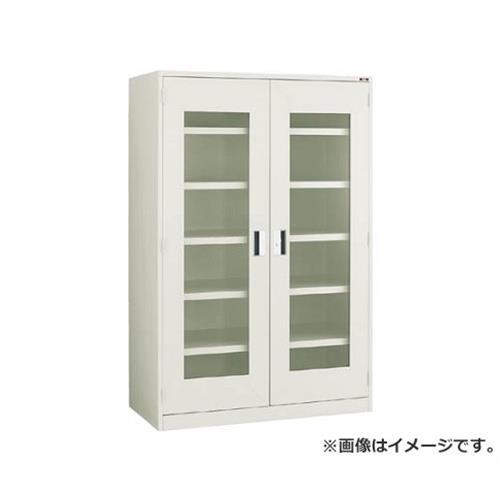 TRUSCO スーパーヘビーキャビネット 1200X600XH1800 窓付 SHC605MA [r22]