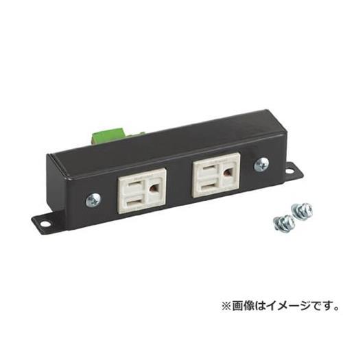 TRUSCO ハンドル昇降式作業台用コンセント 2口・コード3m付 TFKK200 [r20][s9-910]