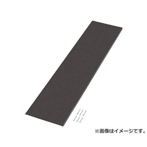 TRUSCO 軽量ボルトレス棚TSUF型用側板(D600×H1800用)黒 TSUFG6LABK [r20][s9-910]