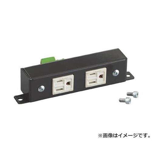 TRUSCO TFAE型作業台用コンセント 2口 コード3m付 TFK170 [r20][s9-910]
