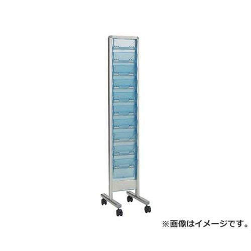 TRUSCO パンフレットスタンド A4サイズ対応 垂直1列10段 TAP110S [r20][s9-920]