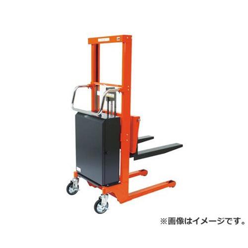 TRUSCO コゾウリフター フォーク式 H75-900 電動昇降式 BEND4009 [r21][s9-940]