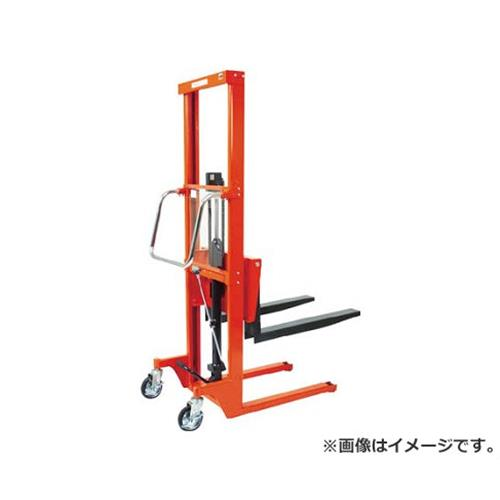 TRUSCO コゾウリフター 150kg フォーク式 H50-1180 BENH150125H [r22]