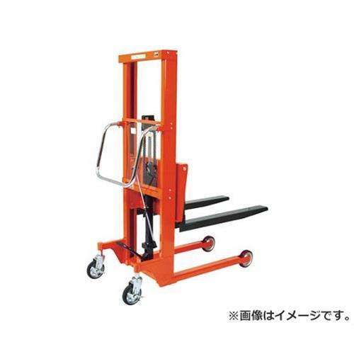 TRUSCO コゾウリフター 500kg フォーク式 H116-935 BENH5009B [r22]