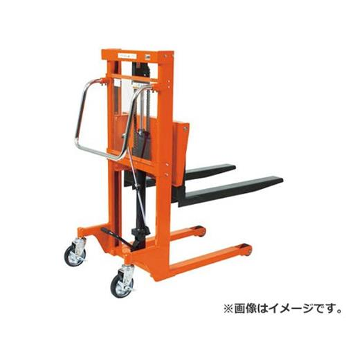 TRUSCO コゾウリフター 300kg フォーク式 H77-1500 BENH30015 [r20][s9-940]