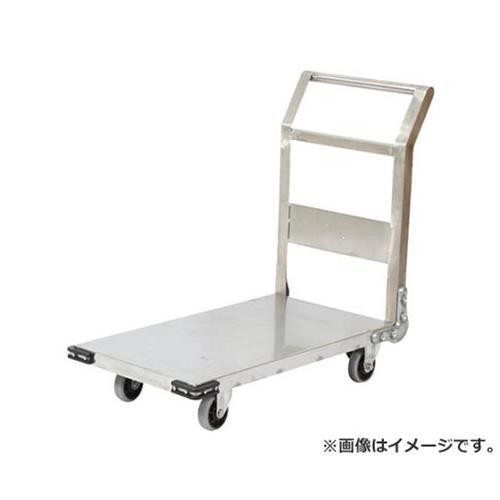 TRUSCO ステンレス鋼板製運搬車 固定式 1200X750 SHS1 [r22][s9-839]