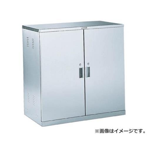 TRUSCO 耐震薬品庫 両開型 棚スライド式 900X500XH900 SWT [r20][s9-910]