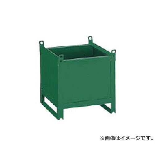 TRUSCO ミニカーゴ 鉄板張型 600X600XH600 VJ603 [r20][s9-920]