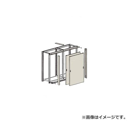 TRUSCO M2型棚用引違い扉 W1800XH1800 KM266 [r22]