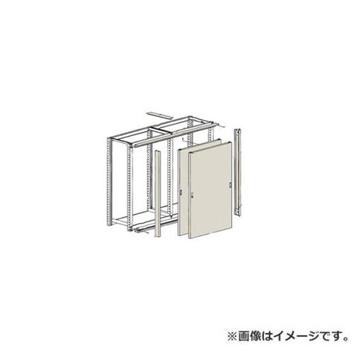 TRUSCO M3・M5型棚用引違い扉 1200XH1800 KMM64 [r22]