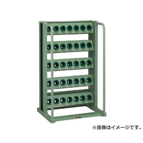 TRUSCO ツーリングラック BT・NT40兼用 35個収納 ロック付 VTL57 [r22]