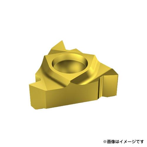 サンドビック T-Max U-ロック ねじ切りチップ 4125 R166.0L11WH01140 ×10個セット (4125) [r20][s9-910]