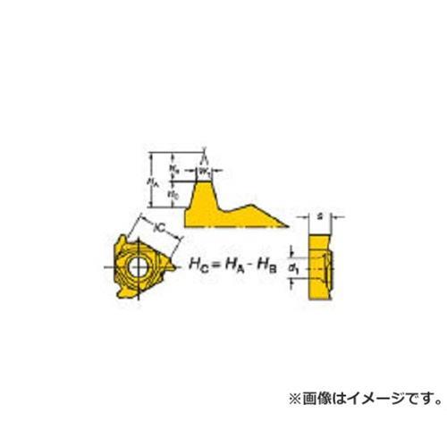 サンドビック T-Max U-ロック ねじ切りチップ 1020 R166.0G16TR01F200 ×10個セット (1020) [r20][s9-910]