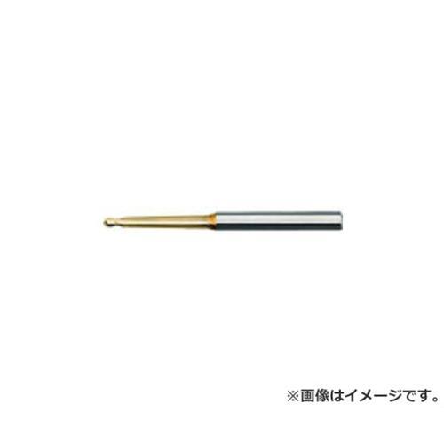 ユニオンツール 超硬エンドミル テーパネックボール R1.5×TN角1°X40 HTNB20304002 [r20][s9-910]