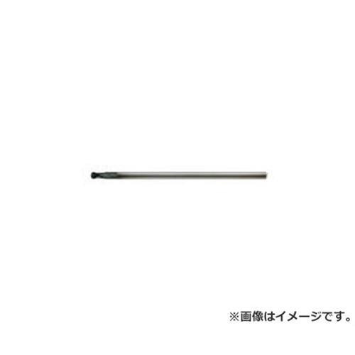 ユニオンツール 超硬エンドミル ロングネックボール R0.5×有効長8 DCLB20100080 [r20][s9-910]