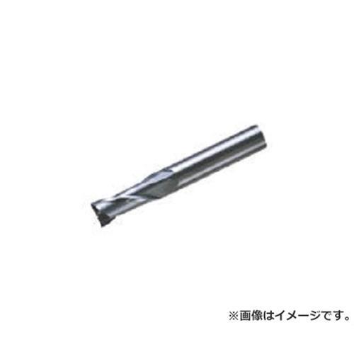 三菱 2枚刃超硬エンドミル(ミドル刃長) ノンコート 16mm C2MSD1600 [r20][s9-831]