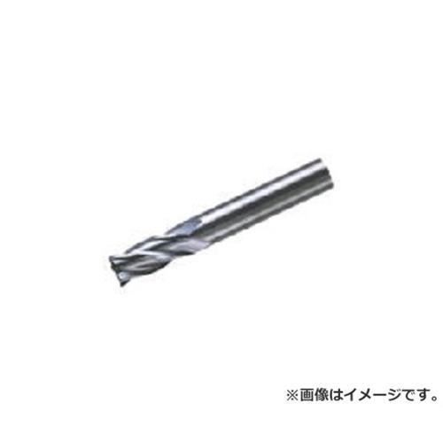 三菱 4枚刃超硬センタカットエンドミル(ミドル刃長) ノンコート 20mm C4MCD2000 [r20][s9-930]