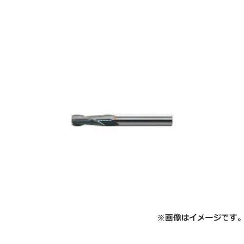 ユニオンツール 超硬エンドミル ラジアス φ6×コーナR1 CCRS206010 [r20][s9-910]