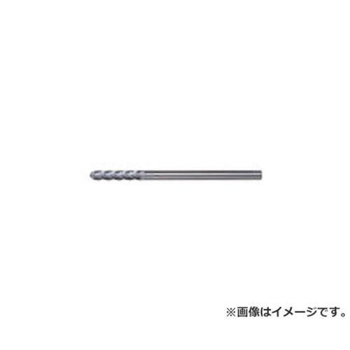 ユニオンツール 超硬エンドミル ボール R8×刃長60 CGB4160 [r20][s9-833]