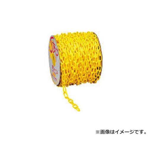 ミツギロン プラチェーン 黄 6mmX50m巻 PCY6 [r20][s9-910]