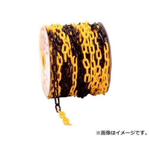 ミツギロン プラチェーン 6mm 黄黒トラ PCYB6 [r20][s9-910]