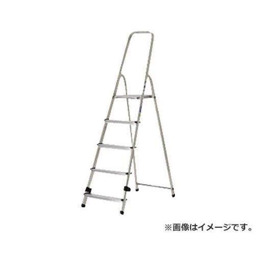 アルインコ 上枠付専用脚立 天板高さ98cm 最大使用質量150kg TBF5 [r20][s9-910]
