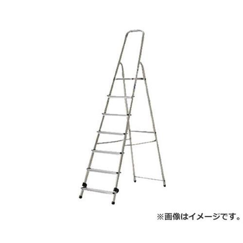 アルインコ 上枠付専用脚立 天板高さ140cm 最大使用質量150kg TBF7 [r20][s9-910]