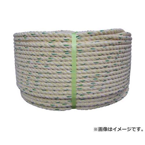 ユタカ ロープ KPロープ巻物 12φ×200m K12200 [r20][s9-910]