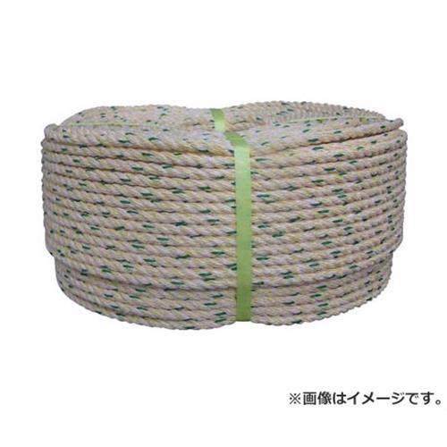 ユタカ ロープ KPロープ巻物 9φ×200m K9200 [r20][s9-910]