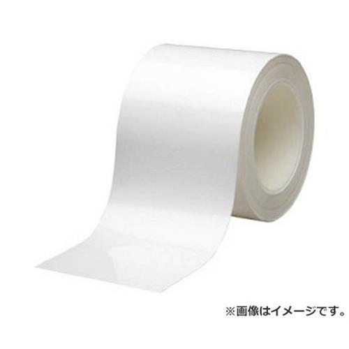 ミドリ安全 ベルデビバハードテープ 白 100mmX20m VHT100W [r20][s9-910]