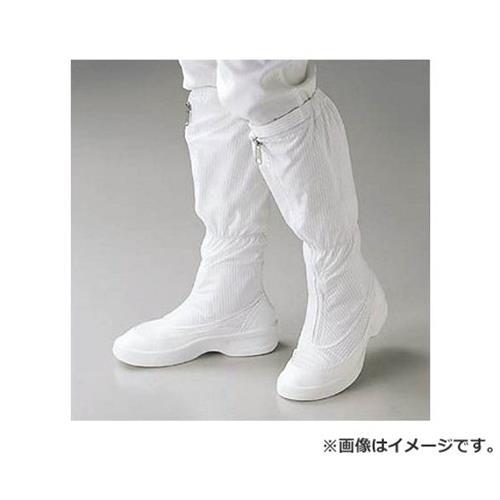 ゴールドウイン ファスナー付ロングブーツ ホワイト 24.0cm PA9350W24.5 [r20][s9-910]
