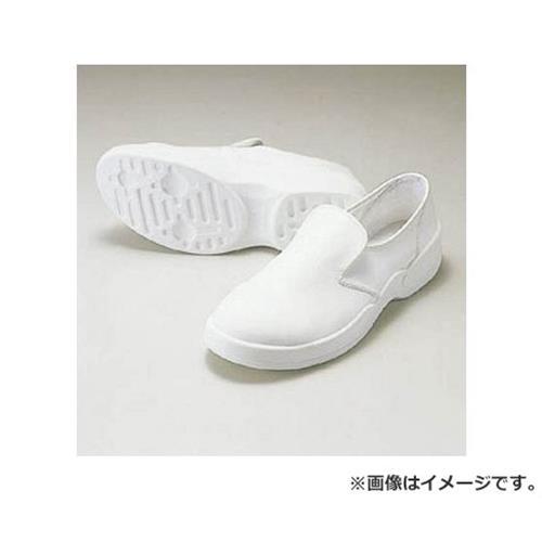 ゴールドウイン 静電安全靴クリーンシューズ ホワイト 24.0cm PA9880W24.0 [r20][s9-910]