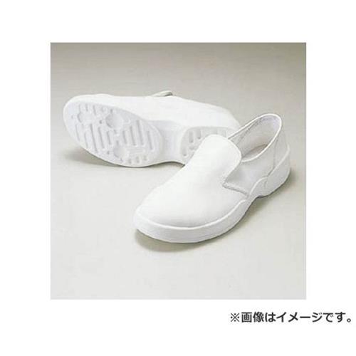 ゴールドウイン 静電安全靴クリーンシューズ ホワイト 25.0cm PA9880W25.0 [r20][s9-910]