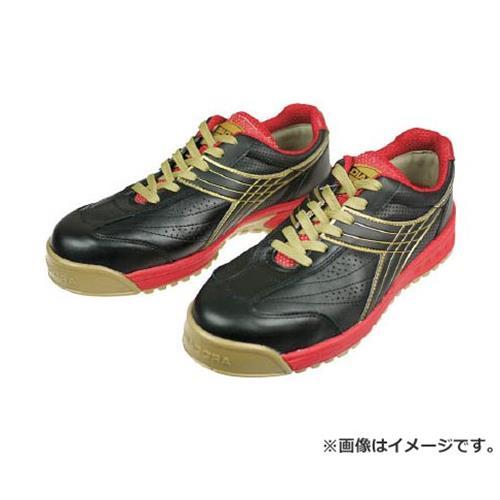 ディアドラ DIADORA 安全作業靴 ピーコック 黒 27.5cm PC22275 [r20][s9-910]