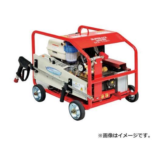 スーパー工業 ガソリンエンジン式 高圧洗浄機 SER-1230i SER1230I [r22][s9-839]