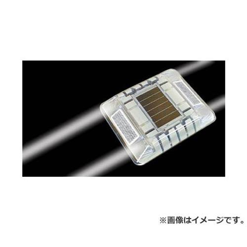 キャットアイ ルミナスアイ・マイティ ソーラー式常灯 両面 白 LE2602W [r20][s9-900]