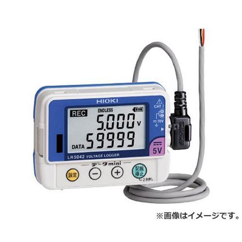 HIOKI 電圧ロガー LR5042 [r20][s9-910]