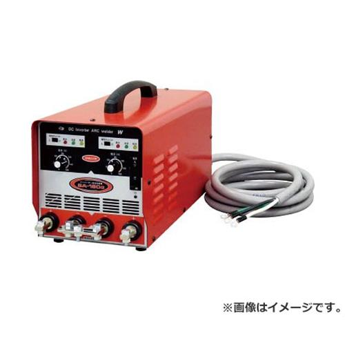 スワロー 電機 インバーター直流溶接機 単相200V SA180A [r21][s9-940]