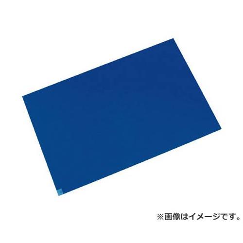 メドライン マイクロクリーンエコマット ブルー 600×1200mm M6012B 10枚入 [r20][s9-910]