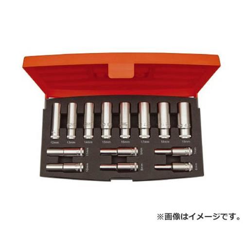 バーコ(Bahco) 3/8ソケットセット S1214L 14個入 [r20][s9-900]