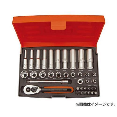 バーコ(Bahco) 1/4ソケットセット SL25L [r20][s9-910]