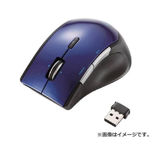 エレコム ワイヤレスBlueLEDマウス MBL22DBBU [r20][s9-900]